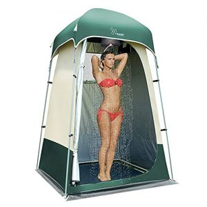 Portable Camping Shelters Shower Tent