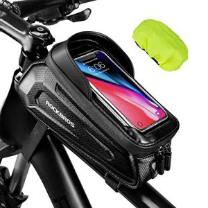 Bicycle Front Frame Bag Waterproof Top Tube Handlebar