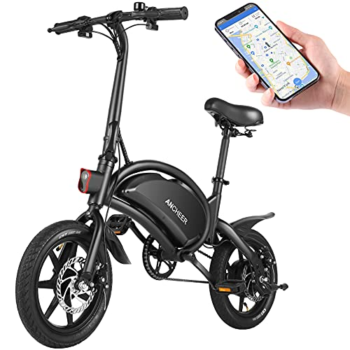 ANCHEER Electric Bike Electric Commuter