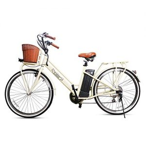 250W Electric Bike Removable Battery for Women