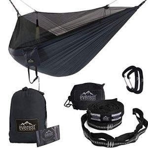 Hammock Tent Double Camping Hammock with Mosquito Net