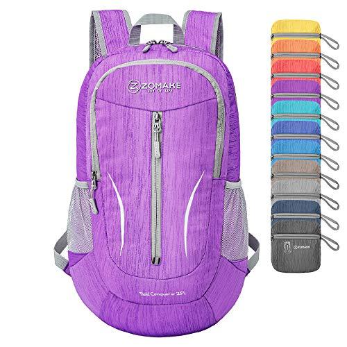 25L Lightweight Travel Backpack Packable