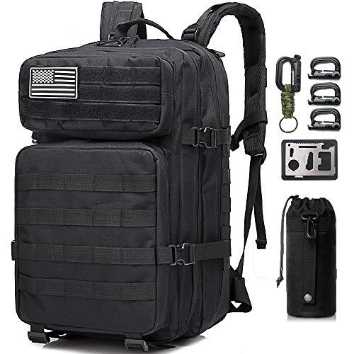 Tactical Backpack 42L Molle Bag Rucksack