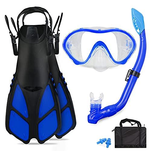 GoOsprey Kids Snorkeling Set