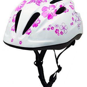 Girl Helmet for Bike,Kids Bike Pink Helmet for Girls
