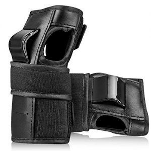 Wrist Guards with Palm Protection Pads for Adults and Kids