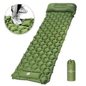 Sleeping Pad for Camping, Ultralight Waterproof Sleeping Mat