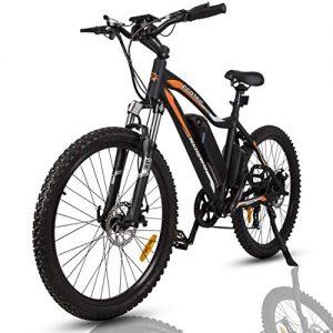 EBike Electric Bicycle 500W Powerful Motor