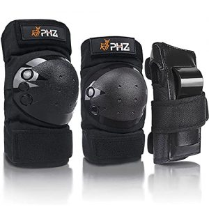 Knee Pads Kids Adults for Skating Cycling Bike Rollerblading