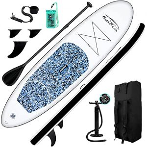 FEATH-R-LITE Inflatable Stand Up Paddle Board