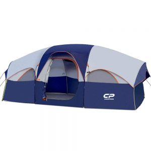 Tent-8-Person-Camping-Tents Waterproof Windproof Family