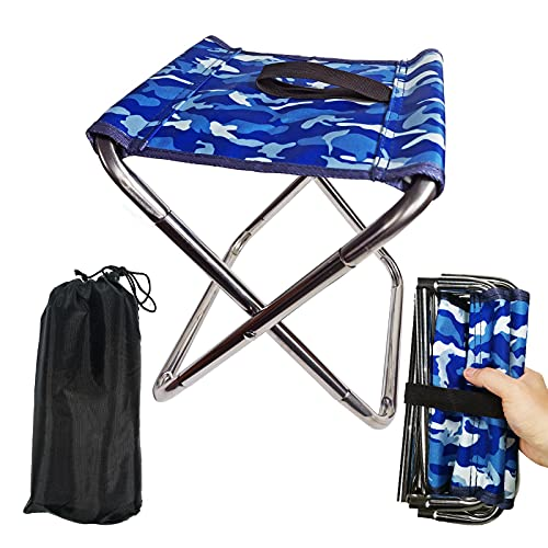 Lightweight Camping Stool for Camping, Travel, Hiking, BBQ