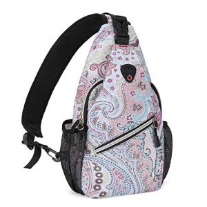 Hiking Daypack Pattern Travel Outdoor Sports Bag