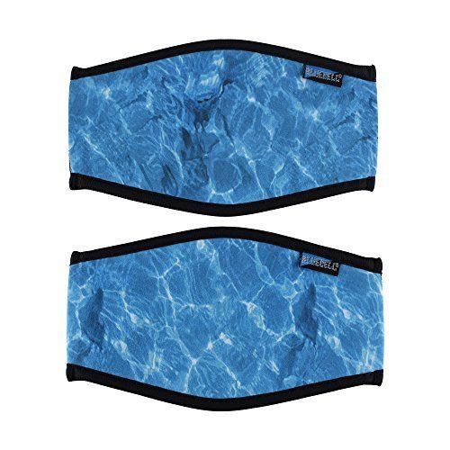 Neoprene Diving Mask Strap Cover (Ocean)