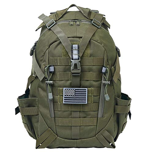 Tactical Backpack Hiking Daypacks for Camping