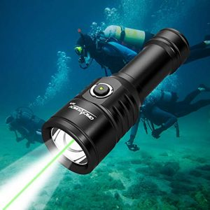 Scuba Diving Safety Light