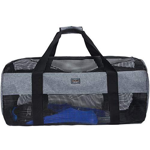 PACMAXI Mesh Diving Duffel Bag
