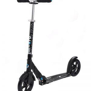 Micro Kickboard - Micro Black - Two Wheeled