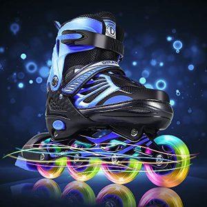 Inline Roller Skates Blades for Boys Kids Teens