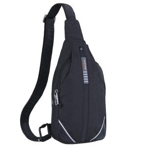 Crossbody Sling Backpack Anti Theft Backpack for Traveling