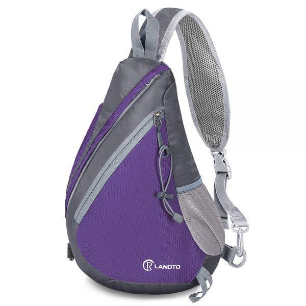 Sling Backpack Crossbody Bag Shoulder for Men Women