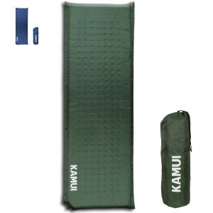Self Inflating Sleeping Pad for Tent and Family Camping