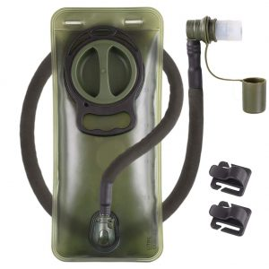 Hydration Bladder 2L Leakproof with Insulated Tube