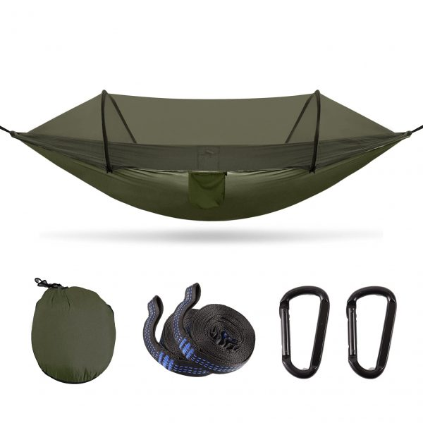 Lightweight Large Camping Hammock with Mosquito Net