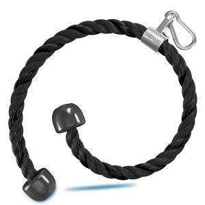 Pull Down Rope Tricep Rope Cable Attachment