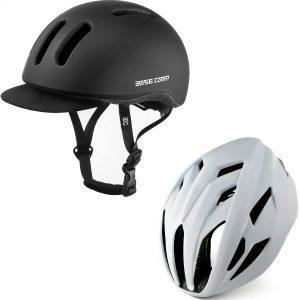BASE CAMP Protection Bundle/Bike Helmet