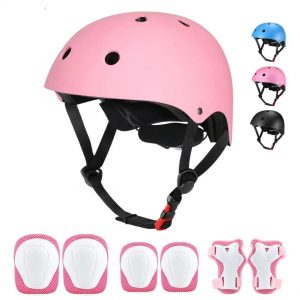 Adjustable Toddler Helmet for Skateboarding, Roller Skating