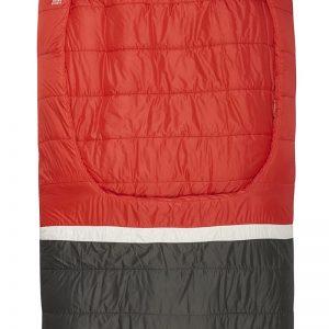 Zipperless 20 Degree Synthetic Double Sleeping Bag