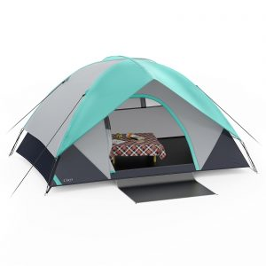 Ciays Camping Tent 4 Person Waterproof Family Tent