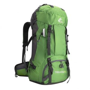 Hiking Backpack Waterproof Travel 60L