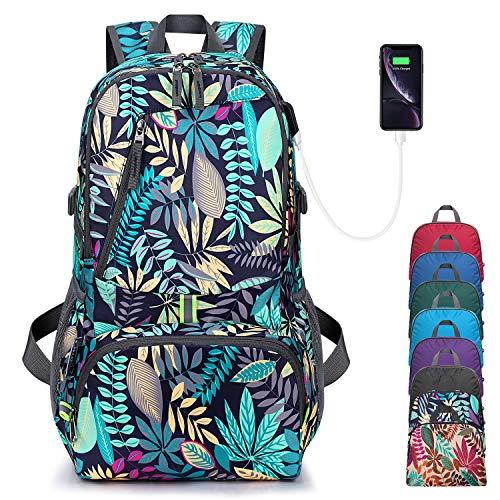 40L Foldable Hiking Backpack For Travel