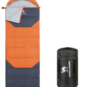 CAMEL CROWN Camping Bag Sleeping Bag