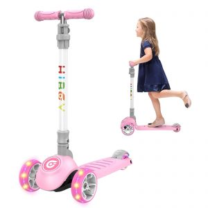 Hiboy hidy Scooter for Kids, 3 Wheel Scooter