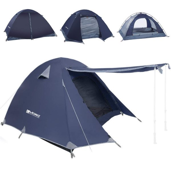 Camping Hunting Hiking Double Layer Professional Backpacking Tent