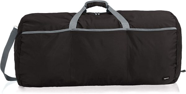 Amazon Basics Large Travel Luggage Duffel Bag