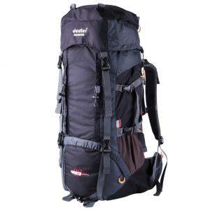 80L Hiking Backpack Large Capacity Camping Traveling Trekking