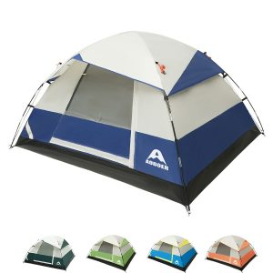 Camping Tent 2 Person Ultralight Easy Set Up Small Tents with Carry Bag