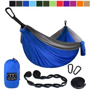 Extra Large Double Parachute Hammock Adults Teens Kids