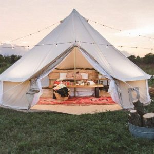 Tent Dream House Outdoor Waterproof Cotton