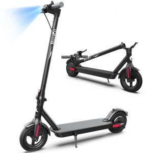 Electric Scooter for Adults, 20 Miles Long-Range Battery