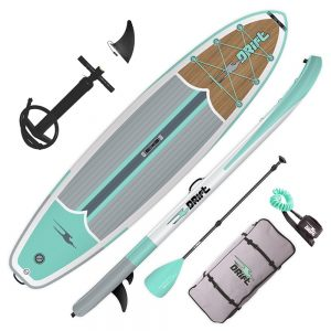 """Drift 11'6"""" Inflatable Stand Up Paddle Board"""
