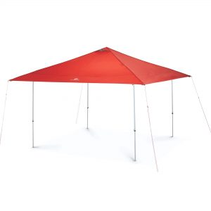 Pop-Up Shelter with Carry Bag Straight Leg Canopy Tent