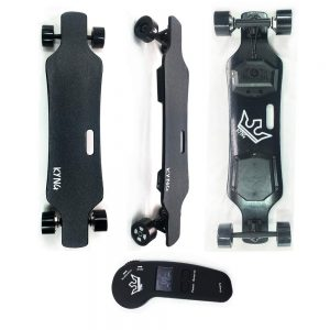 Youth and Adults Electric Skateboard with LCD Remote