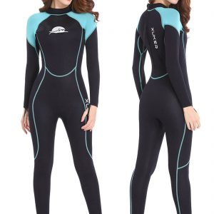 2mm Neoprene Wet Suits for Women in Cold Water Full Body Dive