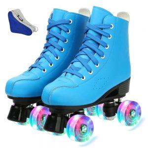 Women's Roller Skates PU Leather