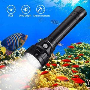 Wurkkos 5000 Lumen Dive Flashlight